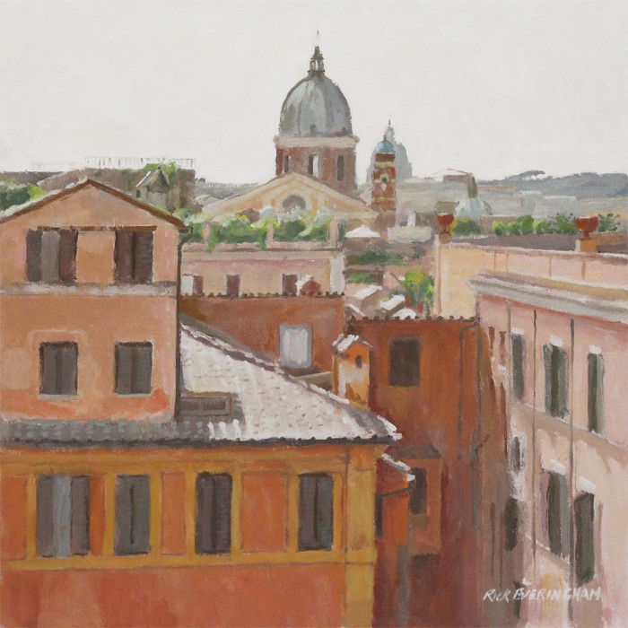 Rooftops - Rome